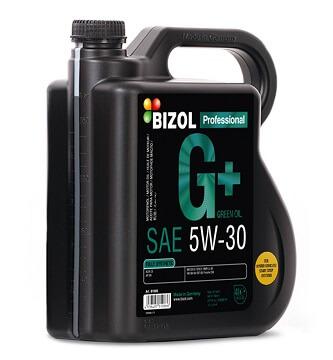 Bizol Green + 5W30 4l